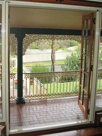 Retractable Door Screens Melbourne Insect Screen For