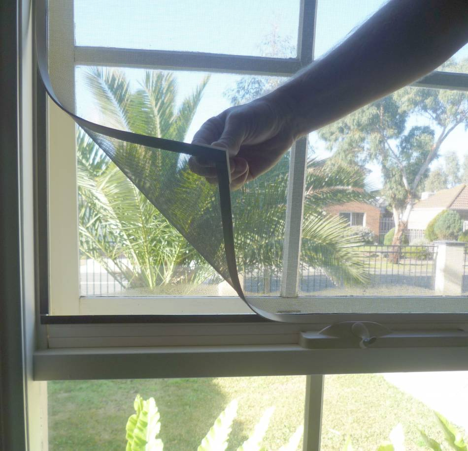 Magnetic Fly Screen Installation Melbourne - Magic Seal Victoria